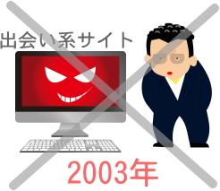 出会い系サイト規制法の制定で、暴力団を排除