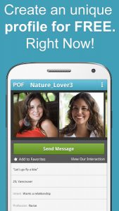 POF Free Dating Apps 出会い系
