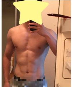 出会い系サイト筋肉の写メ