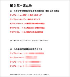 LINEテンプレート3章