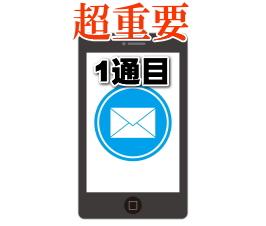 ファーストメールの重要性