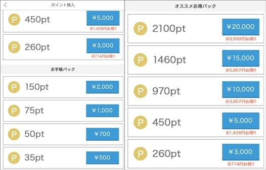 PCMAX ポイント購入9